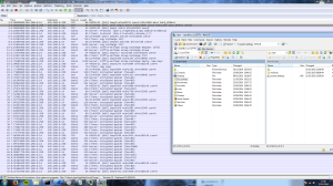Wireshark: SFTP connection captured