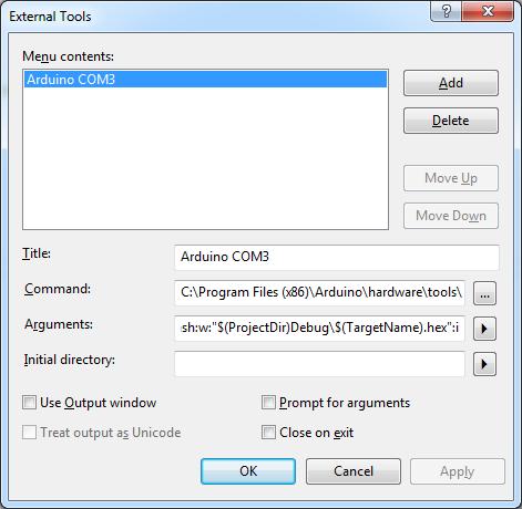 Programming Arduino with Atmel Studio 7 | Slightly